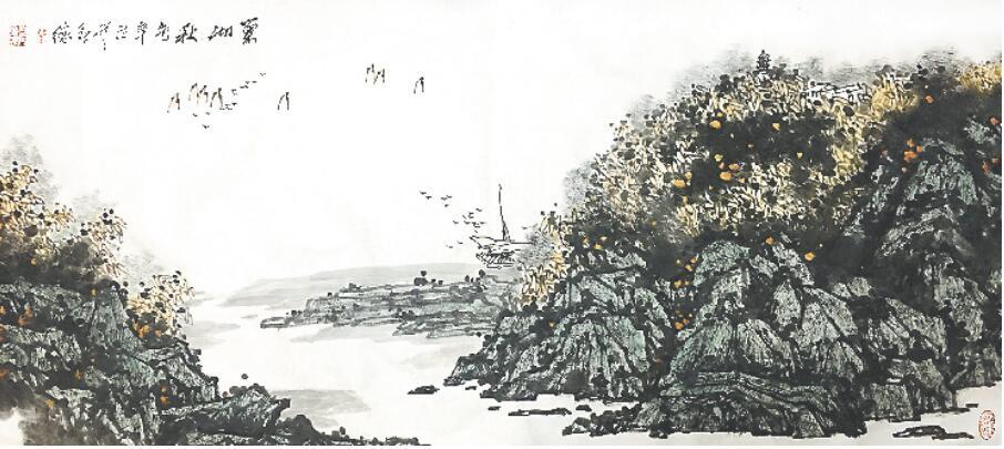 大美巢湖新画卷